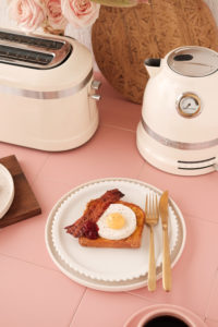 A deceptively delicious brunch with Kitchenaid